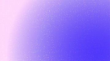 fond de technologie numérique ultra violet vecteur