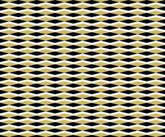 texture dorée. motif géométrique sans soudure. fond abstrait doré. vecteur de hipster modèle rétro