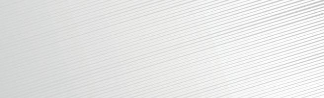 fond panoramique de vecteur blanc avec des lignes