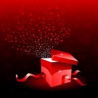 coffret cadeau pour la Saint Valentin