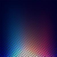 Abstrait de lignes géométriques colorées créatives
