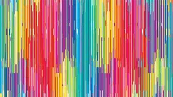 fond de ligne colorée vecteur