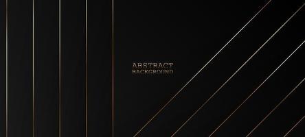 illustration vectorielle abstrait fond noir vecteur