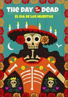 Affiche du jour des morts