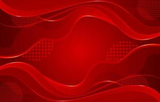 fond rouge abstrait vecteur