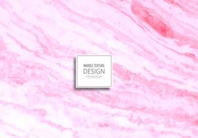 Fond abstrait texture marbre rose vecteur