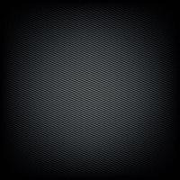 texture panoramique de la fibre de carbone noire et grise vecteur