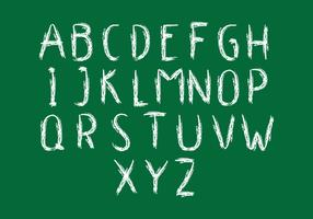 Alphabet tableau