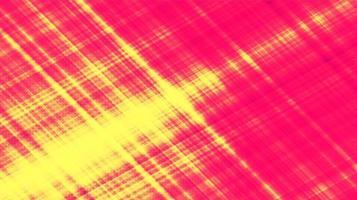 fond de technologie rouge et jaune vecteur