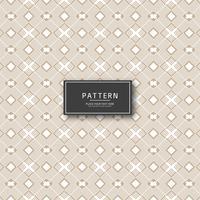 Élégant abstrait géométrique Seamless pattern design illustration