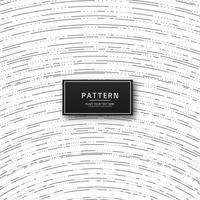Arrière-plan de lignes abstraites vecteur