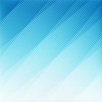 Vecteur de fond de belles lignes bleues