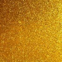 Texture abstraite de paillettes dorées vecteur