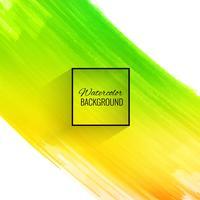 Fond de course aquarelle coloré abstrait
