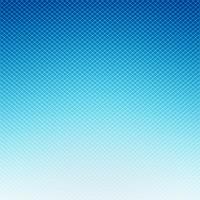 Fond de lignes géométriques bleus modernes vecteur