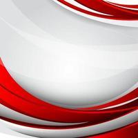 fond de fête de l'indépendance indonésienne rouge et blanc vecteur