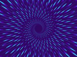 Arrière-plan de lignes de mouvement d'explosion de vitesse de gradient coloré vecteur