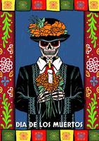 Illustration du jour de la mort
