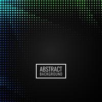 Abstrait coloré mosaïque lumineuse vecteur