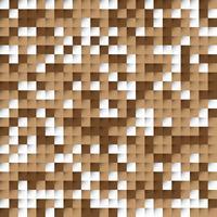 Fond de mosaïque abstraite