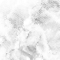 Fond abstrait conception de demi-teintes vecteur