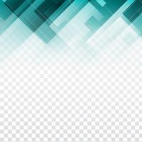 Fond transparent géométrique abstrait polygone vecteur