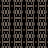 Abstrait motif vintage