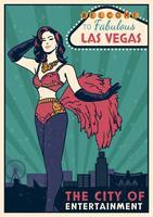 Las Vegas vecteur