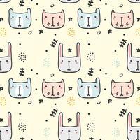 Doodle Childish Pattern