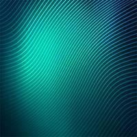 Abstrait élégant lignes géométriques lumineuses vecteur