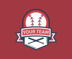 Badge de baseball