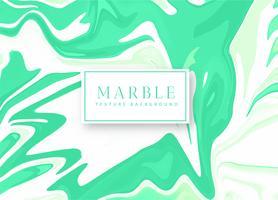 Conception de vecteur coloré de texture liquide marbre