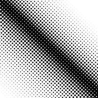 Vecteur de fond abstrait demi-teinte