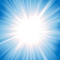 magie starburst vecteur