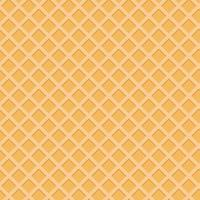 fond de texture de modèle sans couture de gaufrette. illustration vectorielle vecteur