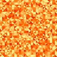 Vecteur de fond abstrait polygone coloré