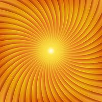 Fond abstrait orange et jaune vecteur