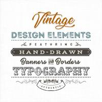 Étiquette Vintage signe sur la texture du tissu vecteur