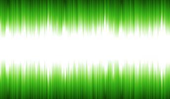 Forme d'onde de synthétiseur vocal abstrait vecteur