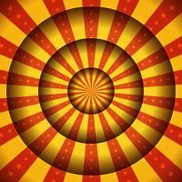 Fond abstrait carnaval de cirque vecteur