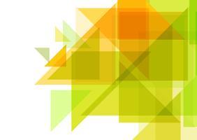 Dessin géométrique abstrait