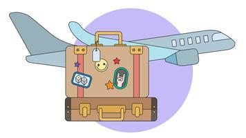 Vecteur valises