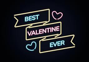 Meilleur Valentine vecteur