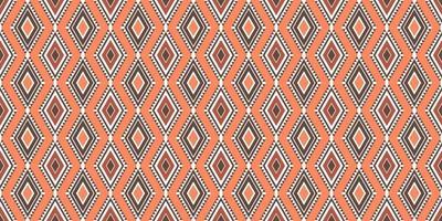 collection de motifs ethniques. motifs géométriques dans des tons vintage pour tissus imprimés, chemises, tissus tissés, papier numérique, papier d'emballage, couvre papier peint, motifs de coussins et décorations sans couture vecteur