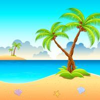 se vue sur la plage