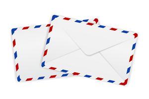Enveloppes vecteur