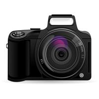 Caméra vecteur