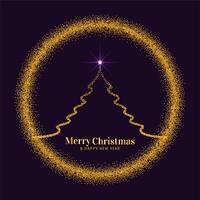 Fond abstrait fête de joyeux Noël