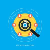 Concept d'optimisation des moteurs de recherche