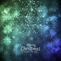 Abstrait beau fond de célébration joyeux Noël